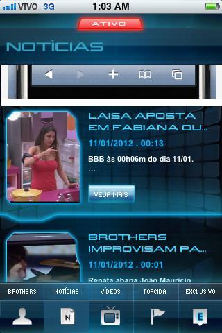 Big Brother Brasil - Imagem 2 do software