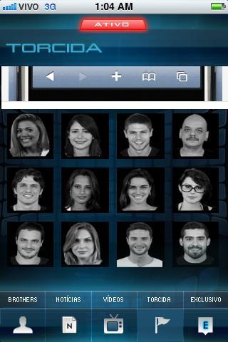 Big Brother Brasil - Imagem 4 do software