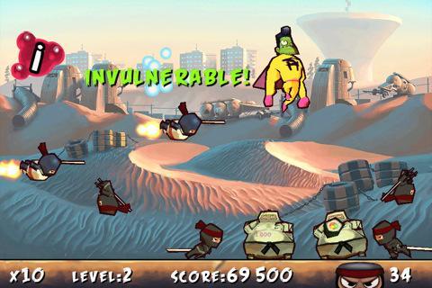 Free Zombie Hero - Imagem 1 do software
