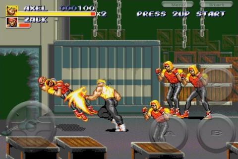 Streets of Rage 3 - Imagem 1 do software