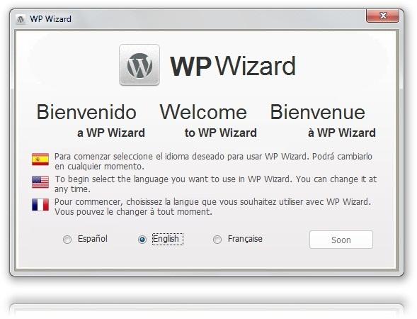 WP Wizard - Imagem 1 do software