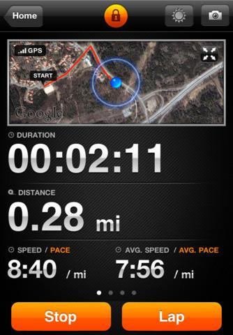 Sports Tracker - Imagem 1 do software