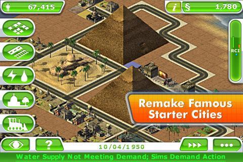 SimCity? Deluxe - Imagem 1 do software