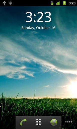 Digital Clock Widget - Imagem 1 do software