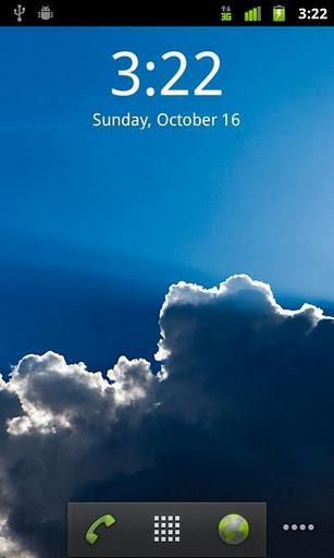 Digital Clock Widget - Imagem 2 do software