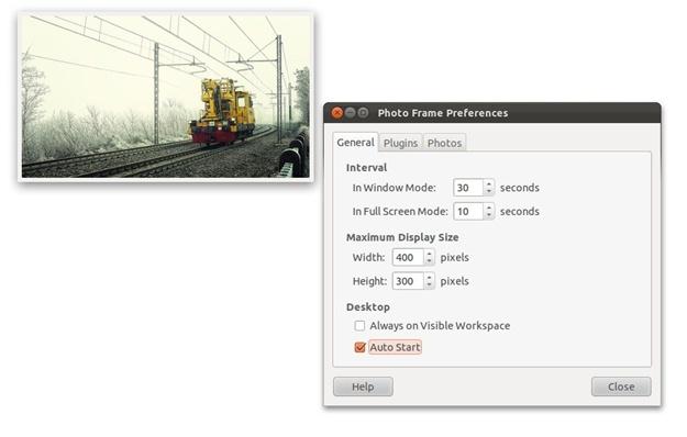 Gnome Photo Frame - Imagem 1 do software