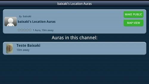 Aurasma Lite - Imagem 2 do software