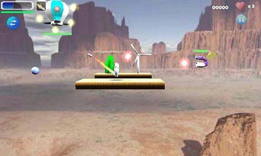 Robo Revenge - Imagem 2 do software