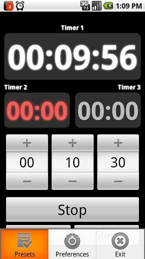 Kitchen Timer - Imagem 1 do software