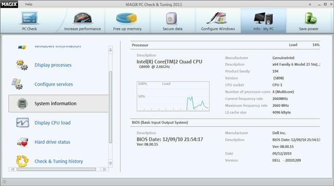 Conheça e monitore melhor o seu PC.