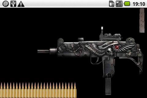 UZI machine-gun - Imagem 1 do software