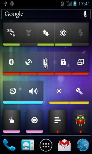 Extended Controls - Imagem 1 do software