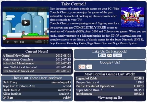 4 emuladores online para o seu navegador - TecMundo