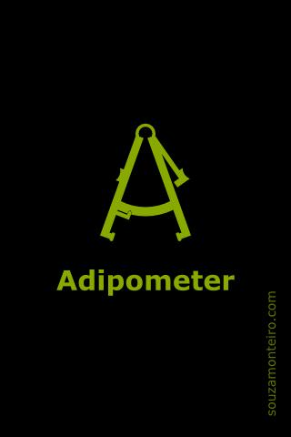 AdipometerPro - Imagem 1 do software