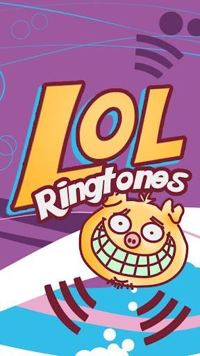 Free LOL Ringtones - Imagem 1 do software
