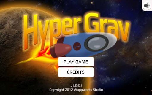 Hyper Grav - Imagem 1 do software