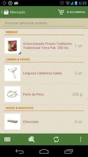 BoaLista - Lista de Compras - Imagem 1 do software