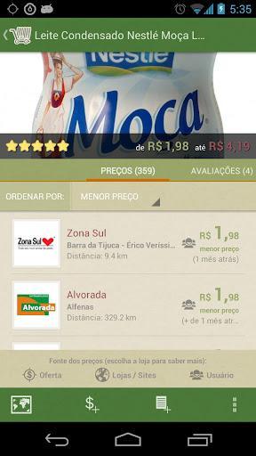 BoaLista - Lista de Compras - Imagem 2 do software