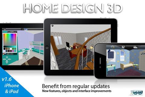 Home Design 3D By LiveCad - Imagem 1 do software