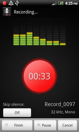 Smart Voice Recorder - Imagem 1 do software