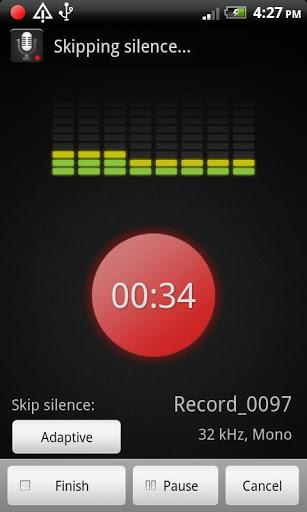 Smart Voice Recorder - Imagem 2 do software