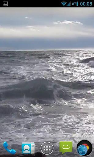 Ocean Waves Live Wallpaper HD - Imagem 1 do software