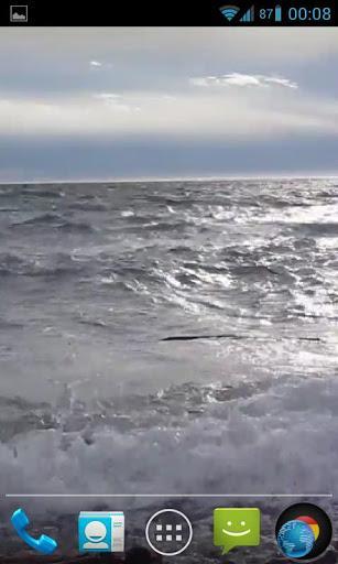 Ocean Waves Live Wallpaper HD - Imagem 2 do software