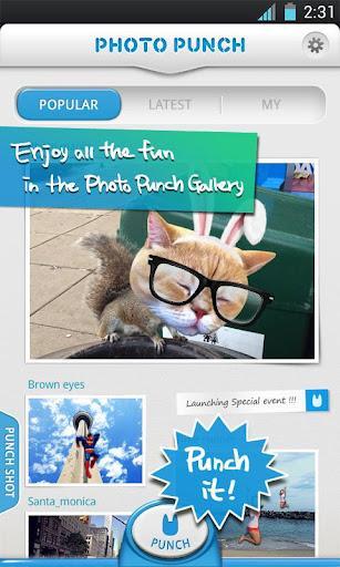 PHOTO PUNCH - Imagem 1 do software