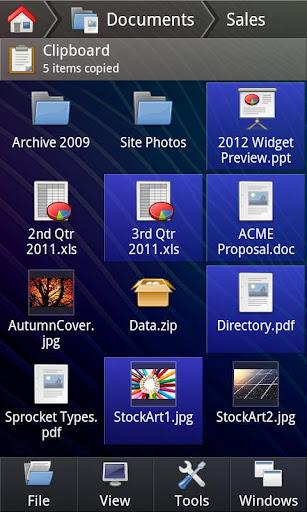 File Explorer - Imagem 2 do software