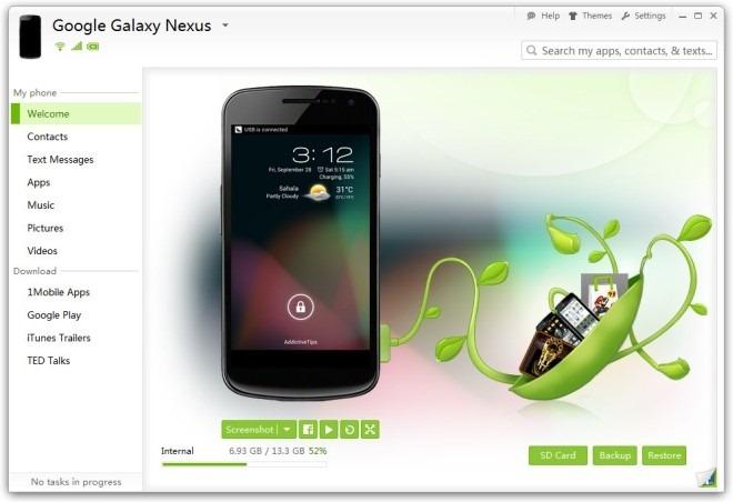 SnapPea - Imagem 1 do software