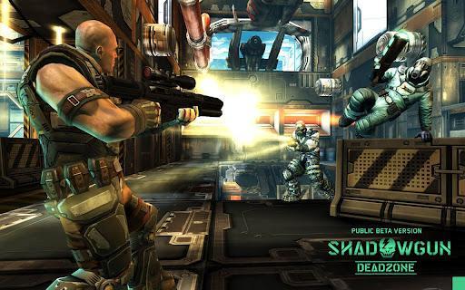 SHADOWGUN: DeadZone - Imagem 1 do software