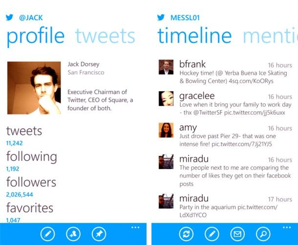 Twitter - Imagem 1 do software
