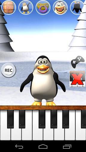 Sweet Little Talking Penguin - Imagem 2 do software