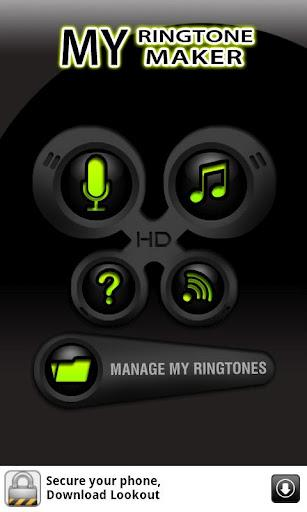 Free Ringtone Maker - Imagem 2 do software