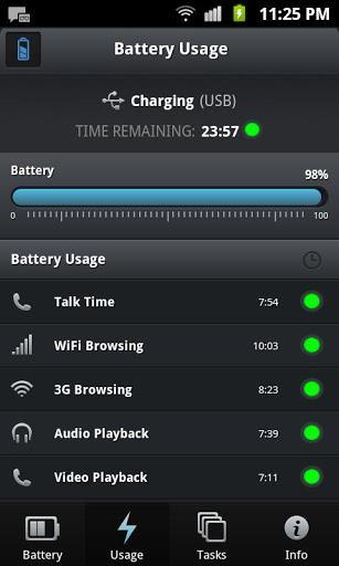 Simple Battery Saver - Imagem 2 do software