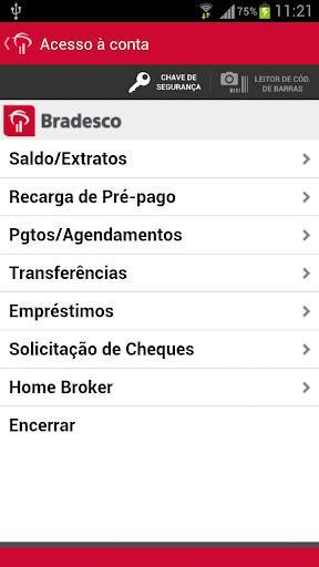 Bradesco Exclusive - Imagem 2 do software