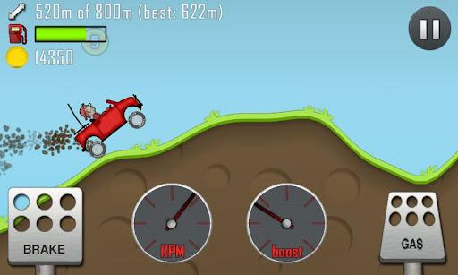 Hill Climb Racing - Imagem 1 do software