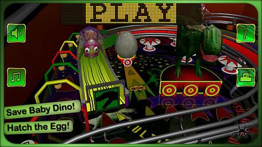 Dino Madness Pinball Lite - Imagem 1 do software