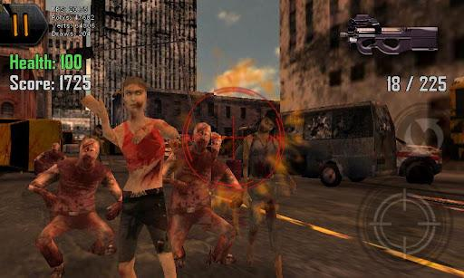 Dead Shot Zombies - Imagem 1 do software
