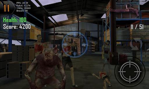 Dead Shot Zombies - Imagem 2 do software