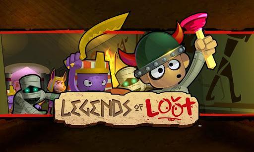 Legends of Loot - Imagem 1 do software