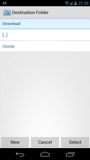 Folder Downloader for Dropbox - Imagem 2 do software