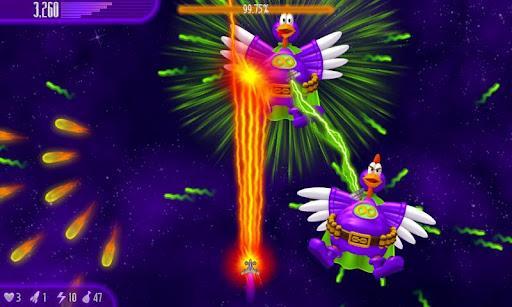 Chicken Invaders 4 HD - Imagem 1 do software