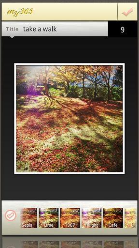 My365-photo calendardiary app - Imagem 1 do software