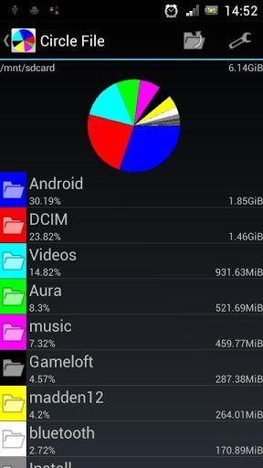 Circle File - Imagem 2 do software