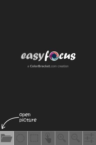 easyFocus - Imagem 4 do software