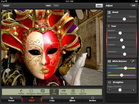 Camera+ para iPad - Imagem 1 do software