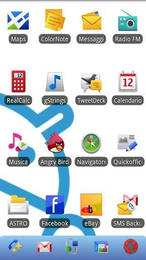 ADWTheme Clean - Imagem 2 do software