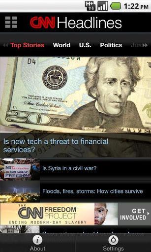 CNN - Imagem 1 do software