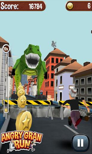 Angry Gran Run - Imagem 2 do software